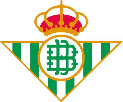 Escudo de REAL BETIS BALOMPIÉ (ANDALUCÍA)