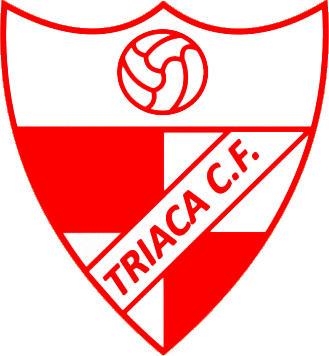 Escudo de S.D. TRIACA C.F. (ANDALUCÍA)