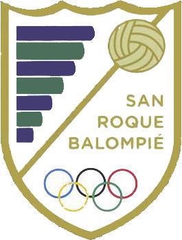 Escudo de SAN ROQUE BALOMPIÉ (ANDALUCÍA)