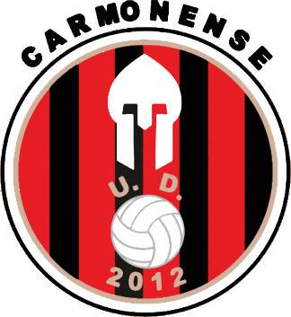 Escudo de U.D. CARMONENSE (ANDALUCÍA)