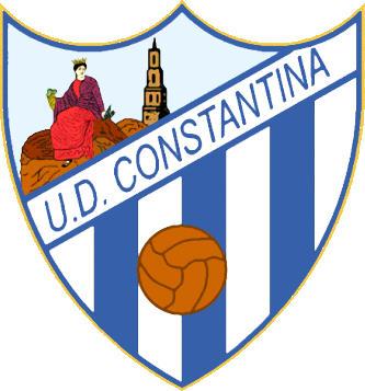 Escudo de U.D. CONSTANTINA (ANDALUCÍA)