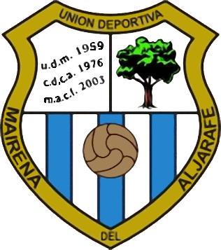 Escudo de U.D. MAIRENA DEL ALJARAFE (ANDALUCÍA)