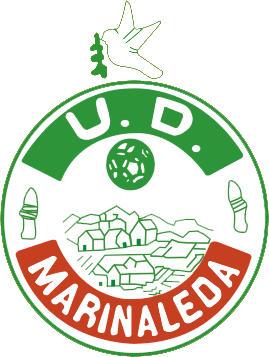 Escudo de U.D. MARINALEDA (ANDALUCÍA)