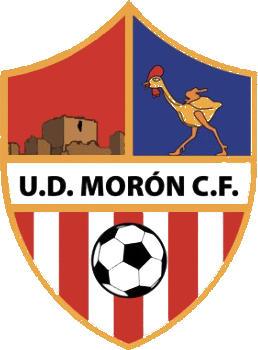 Escudo de U.D. MORÓN C.F. (ANDALUCÍA)