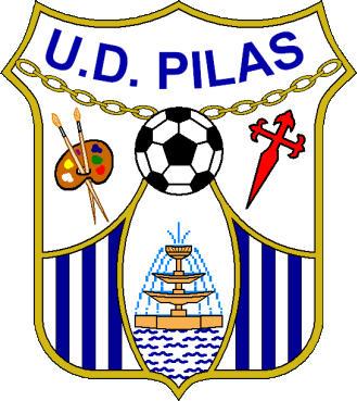 Escudo de U.D. PILAS  (ANDALUZIA)