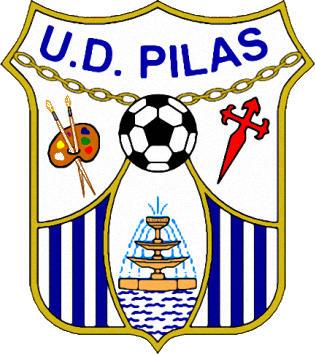 Escudo de U.D. PILAS (ANDALUCÍA)