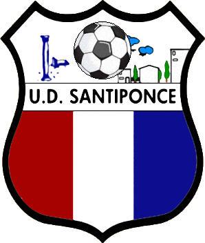 Escudo de U.D. SANTIPONCE (ANDALUZIA)