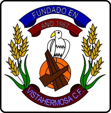 Escudo de VISTAHERMOSA C.F. (ANDALUCÍA)