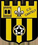 Escudo de C.D. CANTELY
