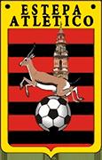 Escudo de C.D. ESTEPA ATL.
