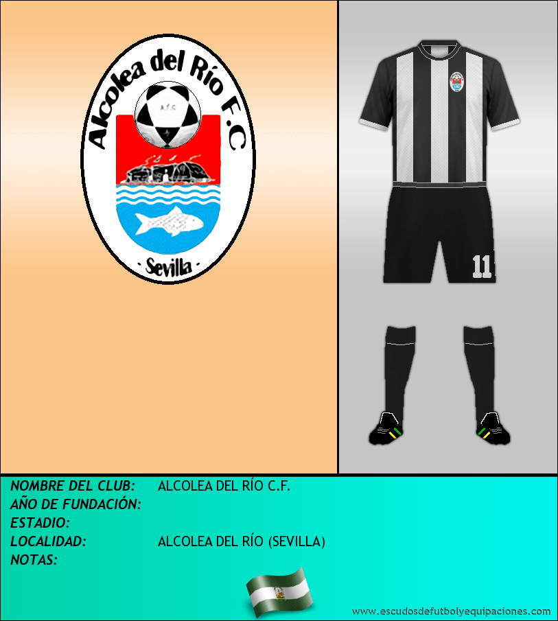 Escudo de ALCOLEA DEL RÍO C.F.