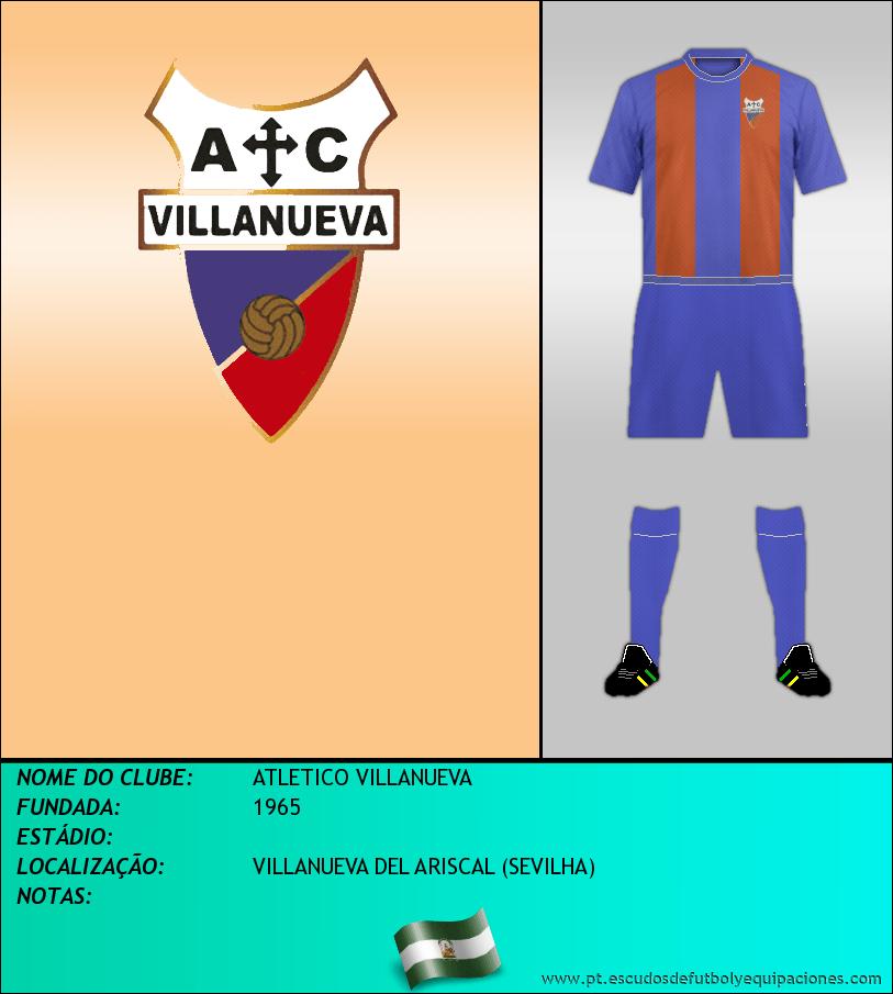 Escudo de ATLETICO VILLANUEVA