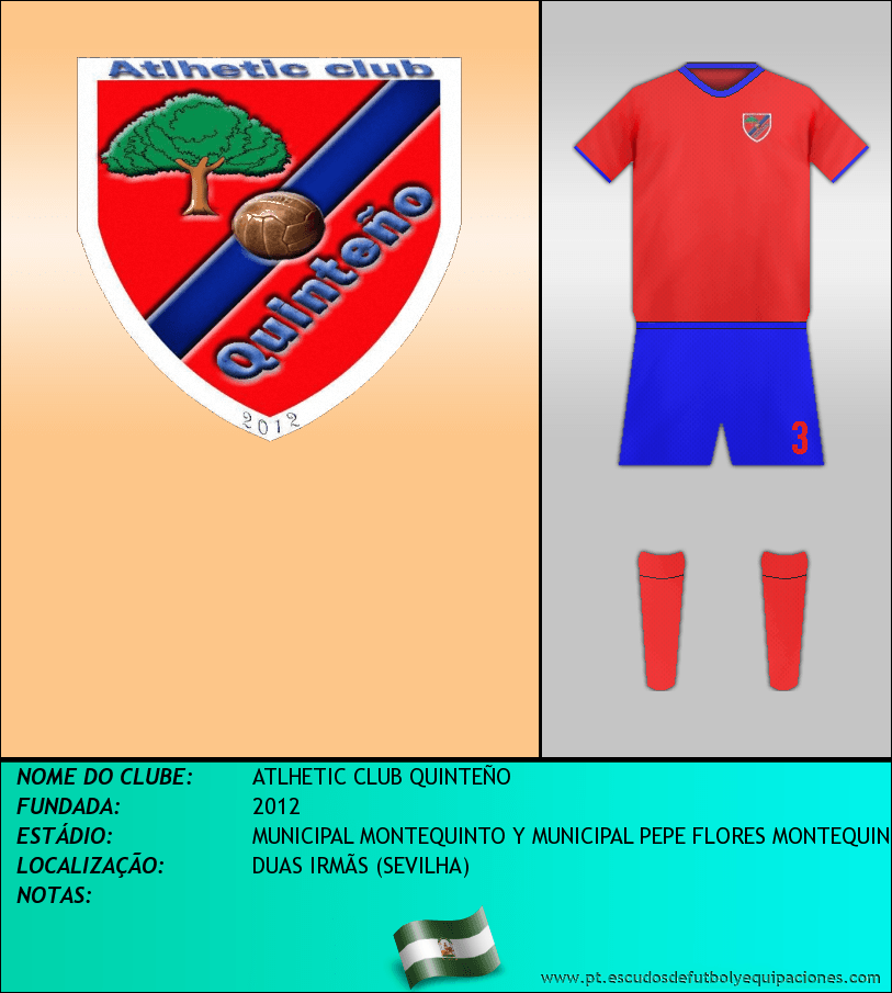 Escudo de ATLHETIC CLUB QUINTEÑO