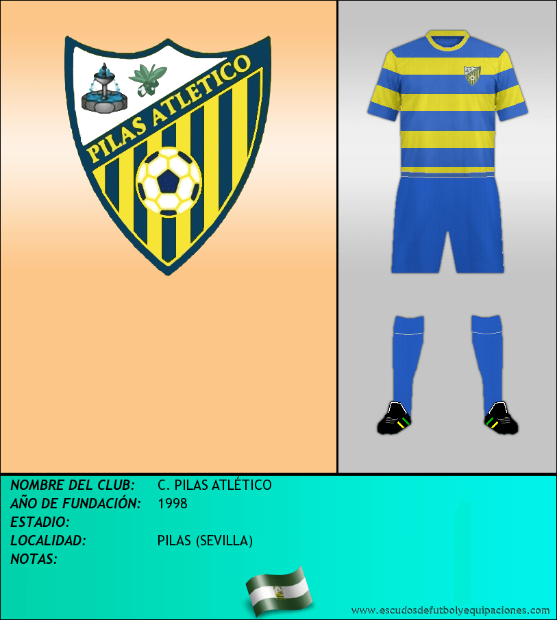 Escudo de C. PILAS ATLÉTICO
