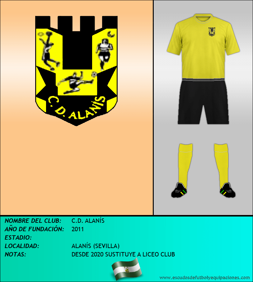 Escudo de C.D. ALANÍS