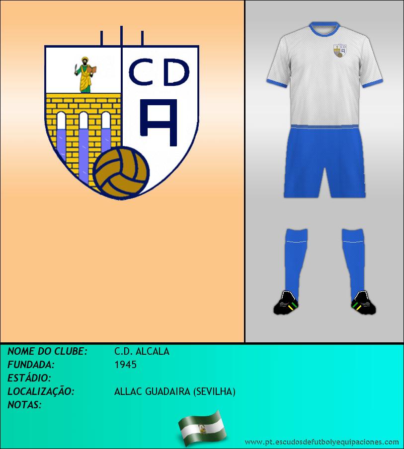Escudo de C.D. ALCALA