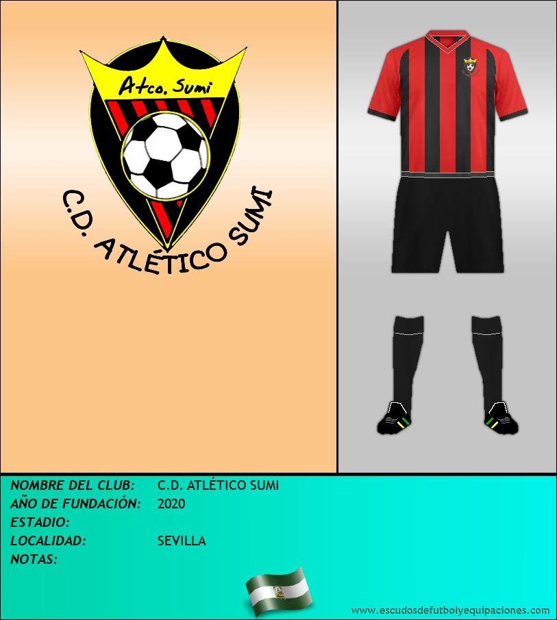 Escudo de C.D. ATLÉTICO SUMI