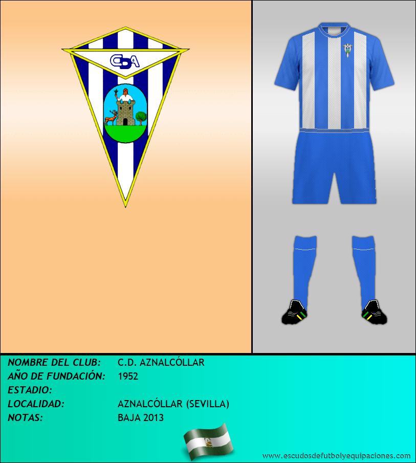 Escudo de C.D. AZNALCÓLLAR