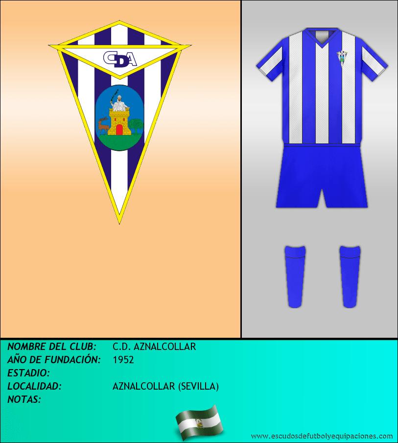Escudo de C.D. AZNALCOLLAR