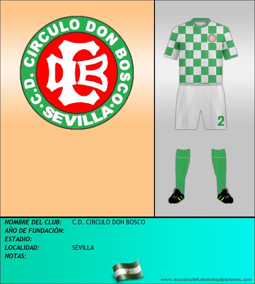 Escudo de C.D. CIRCULO DON BOSCO