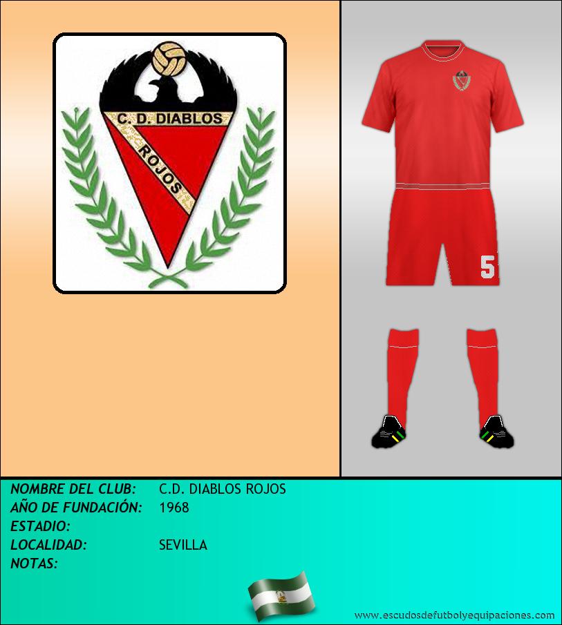 Escudo de C.D. DIABLOS ROJOS