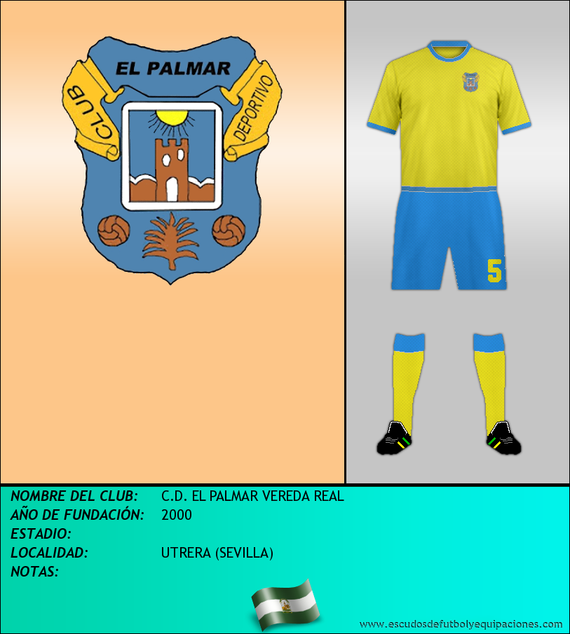 Escudo de C.D. EL PALMAR VEREDA REAL