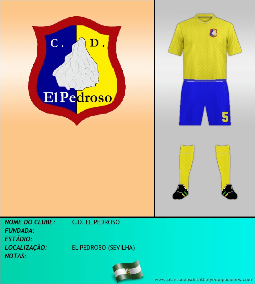 Escudo de C.D. EL PEDROSO