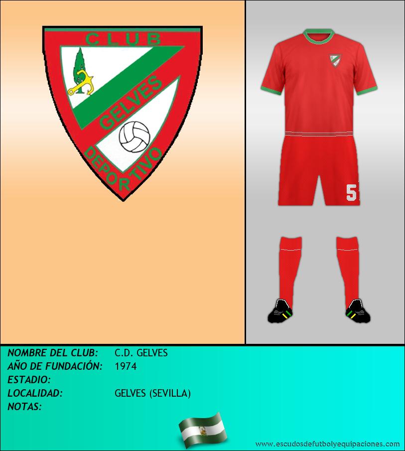 Escudo de C.D. GELVES