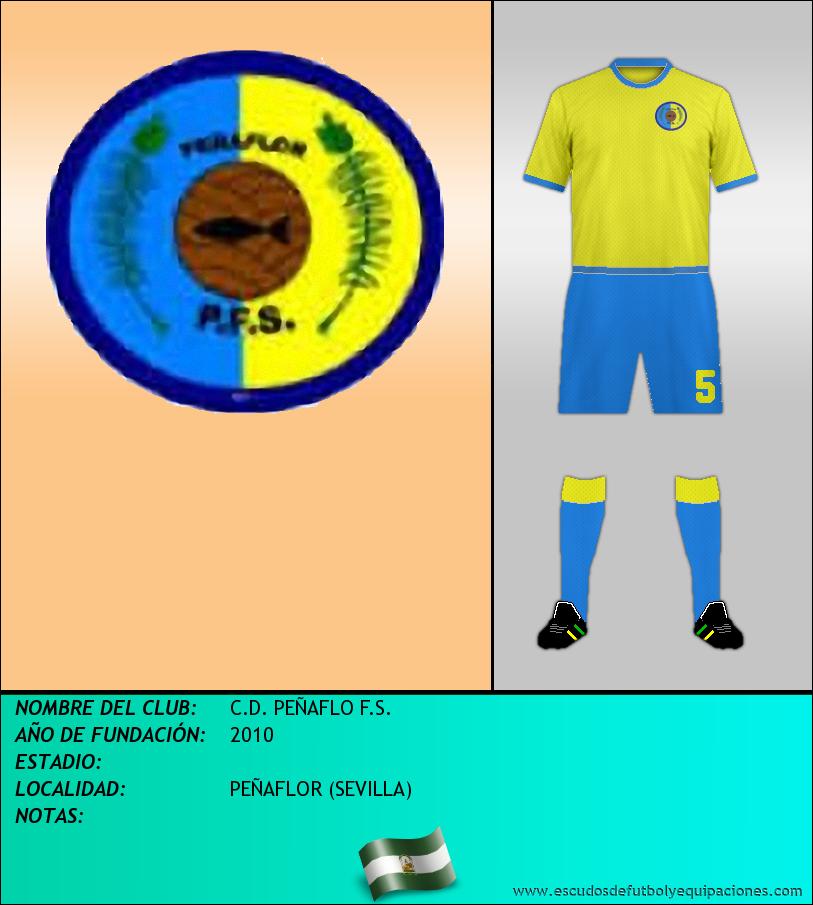 Escudo de C.D. PEÑAFLO F.S.