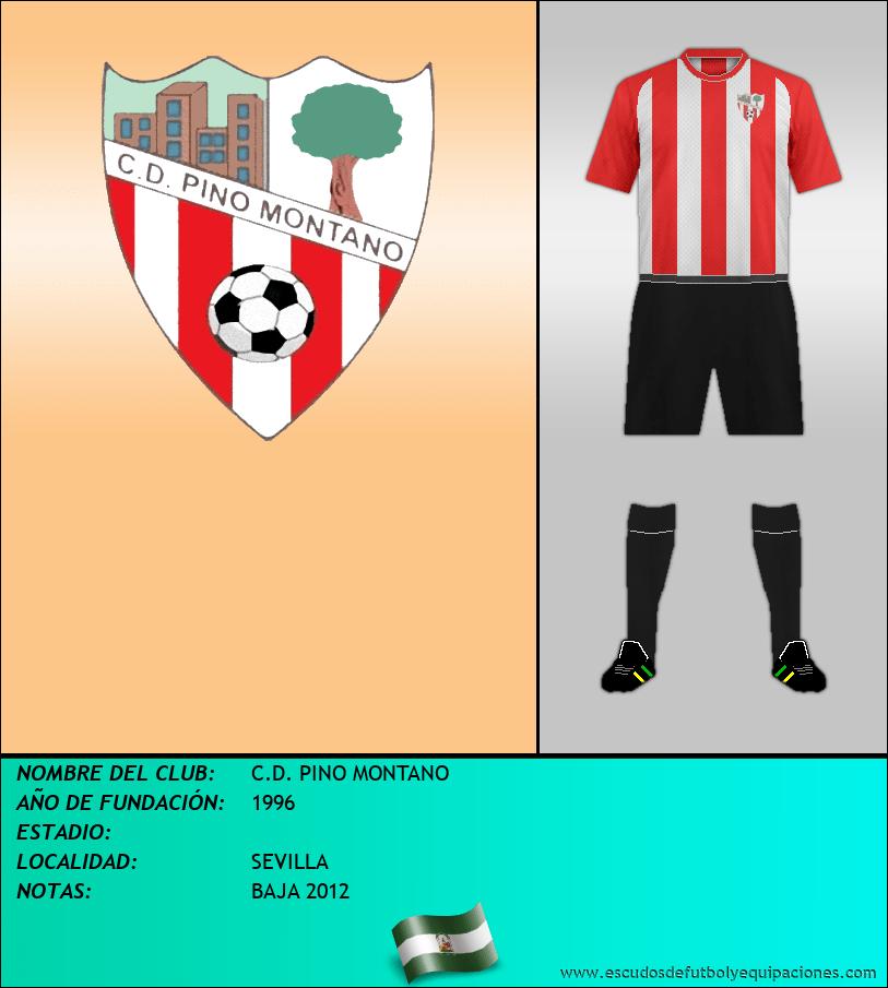 Escudo de C.D. PINO MONTANO