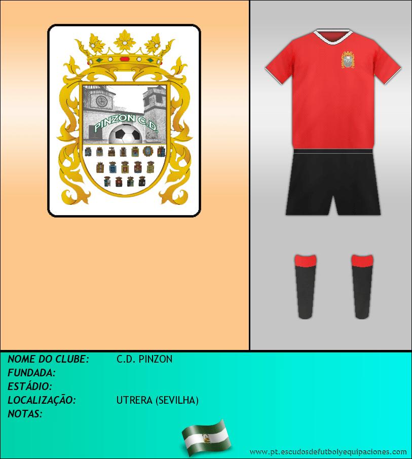 Escudo de C.D. PINZON