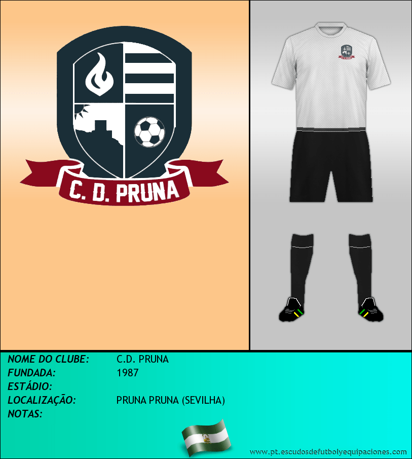 Escudo de C.D. PRUNA