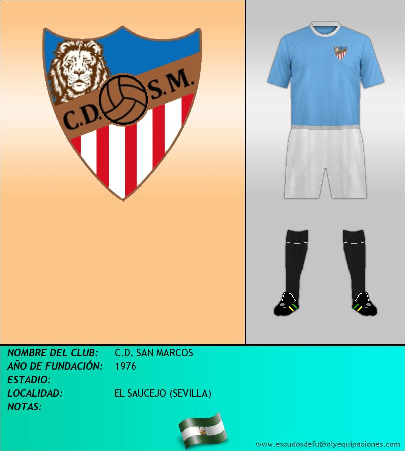 Escudo de C.D. SAN MARCOS