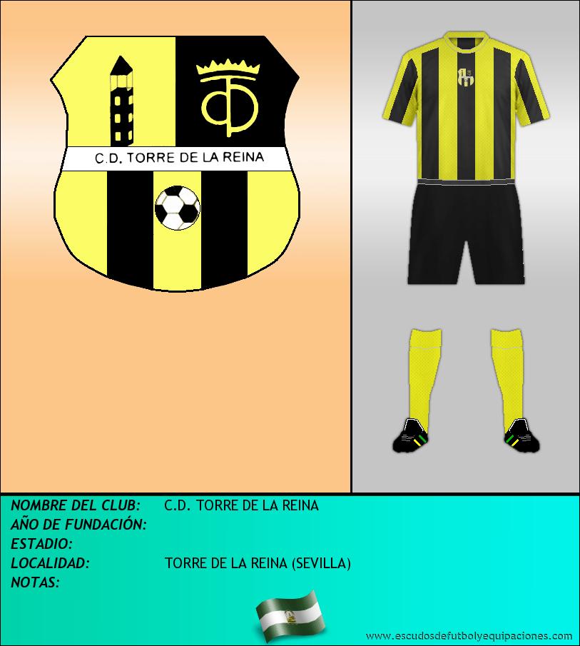 Escudo de C.D. TORRE DE LA REINA