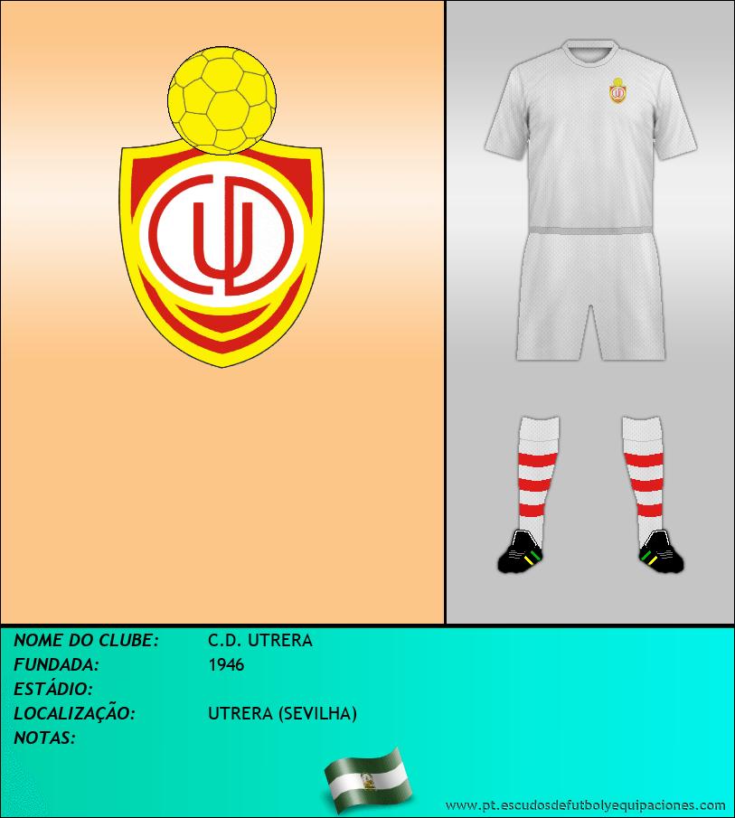 Escudo de C.D. UTRERA