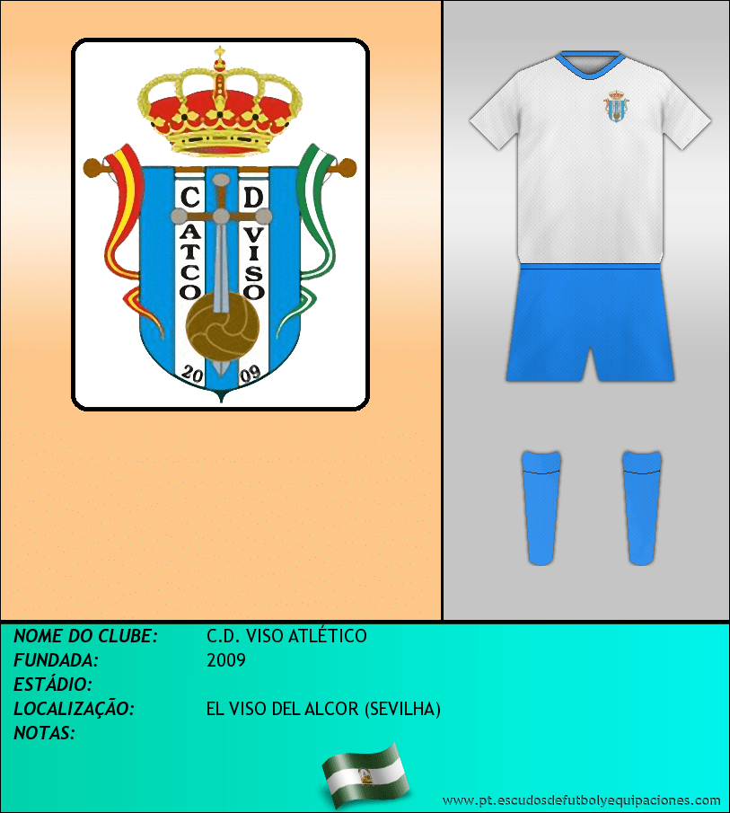Escudo de C.D. VISO ATLÉTICO