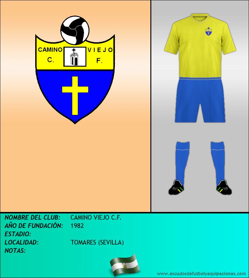 Escudo de CAMINO VIEJO C.F.