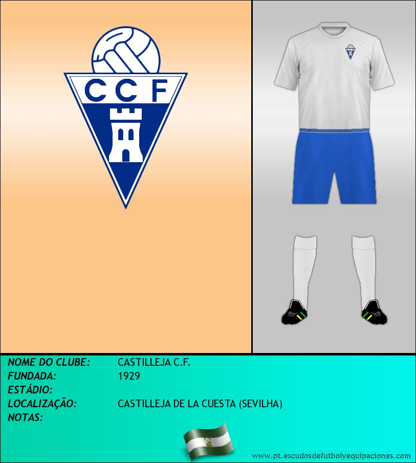 Escudo de CASTILLEJA C.F.