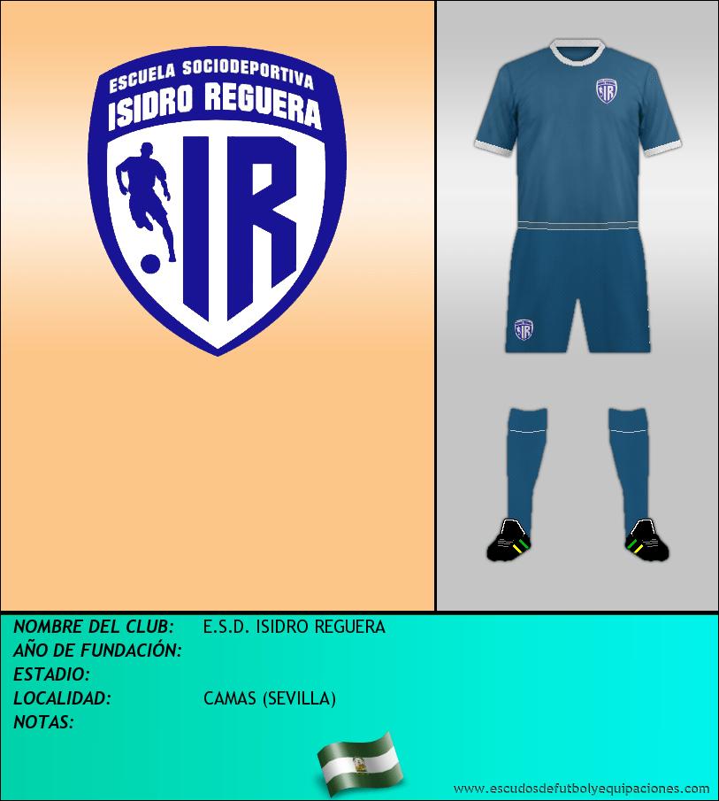 Escudo de E.S.D. ISIDRO REGUERA