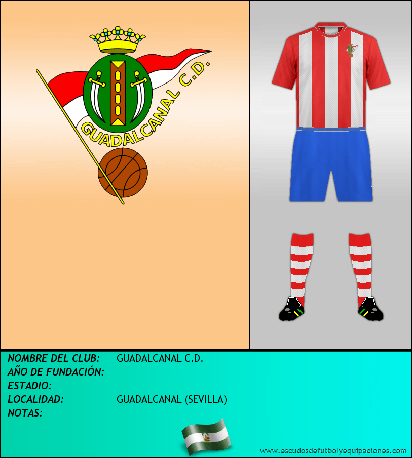 Escudo de GUADALCANAL C.D.