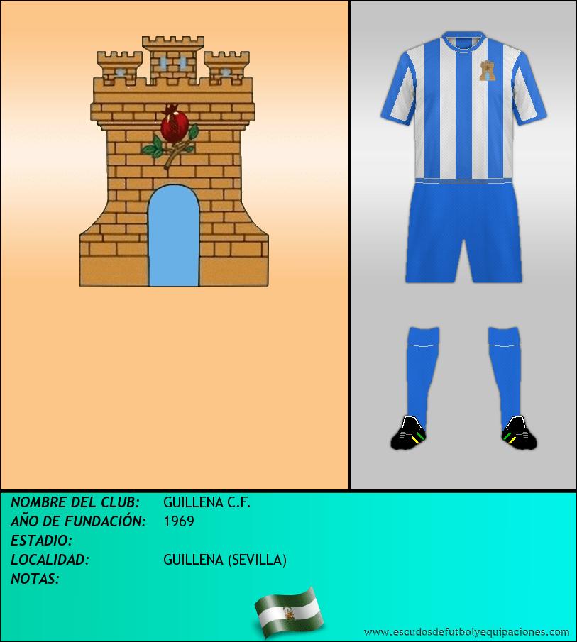 Escudo de GUILLENA C.F.
