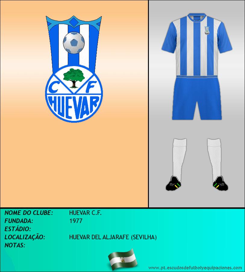 Escudo de HUEVAR C.F.
