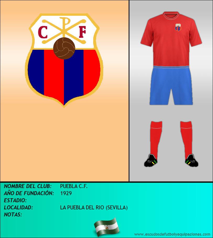Escudo de PUEBLA C.F.