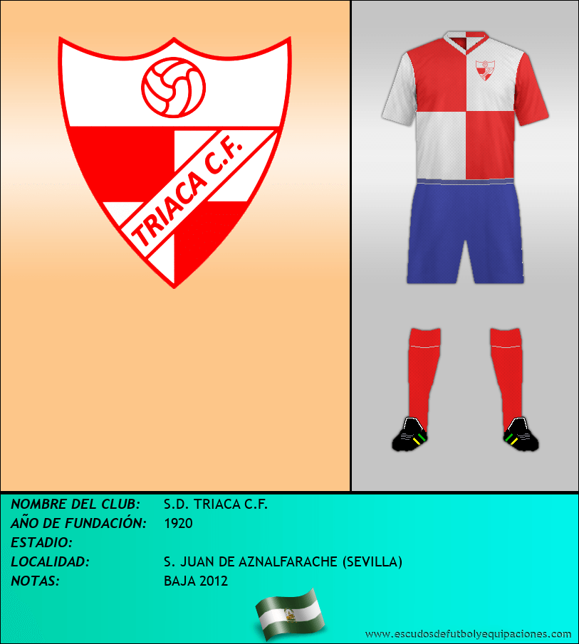 Escudo de S.D. TRIACA C.F.