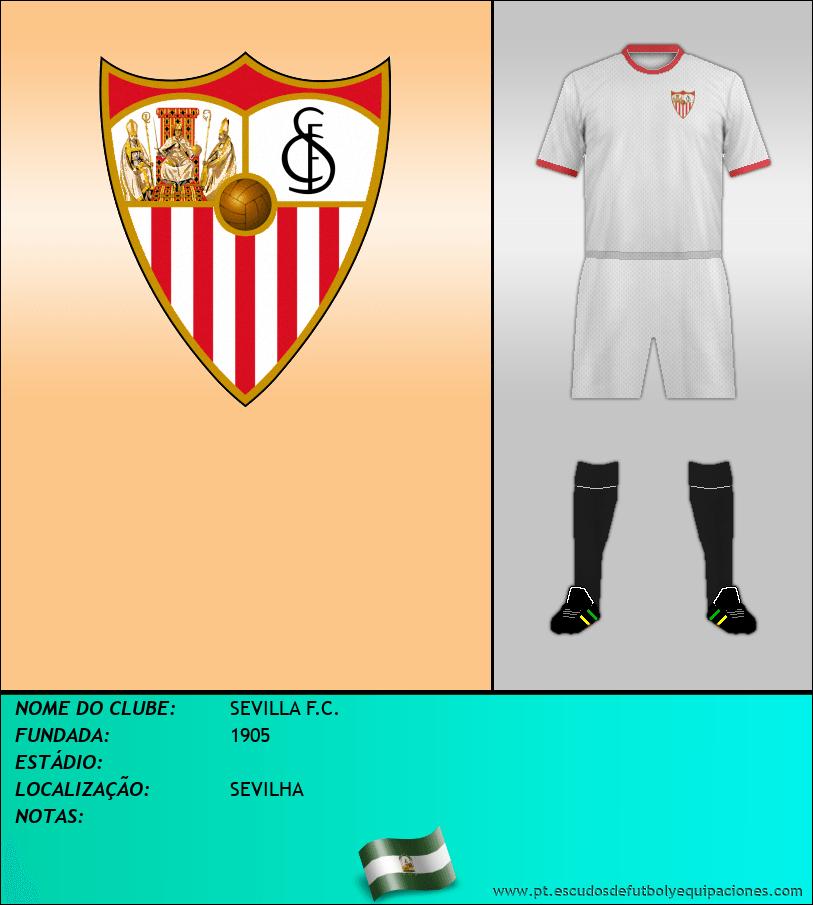 Escudo de SEVILLA F.C.
