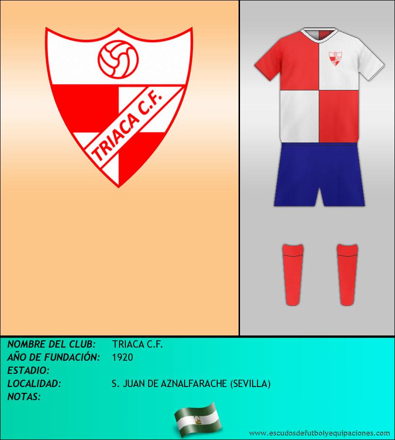 Escudo de TRIACA C.F.