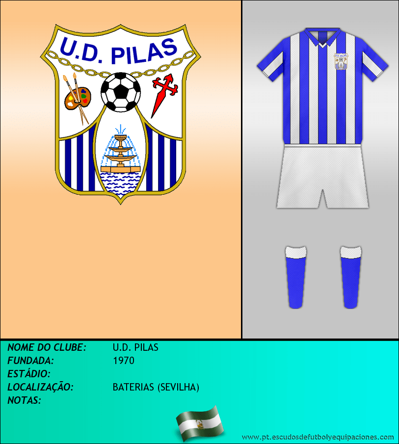 Escudo de U.D. PILAS