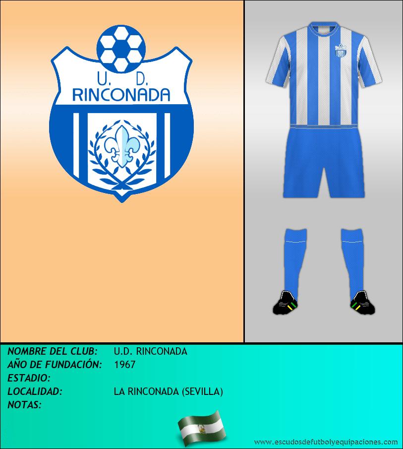 Escudo de U.D. RINCONADA