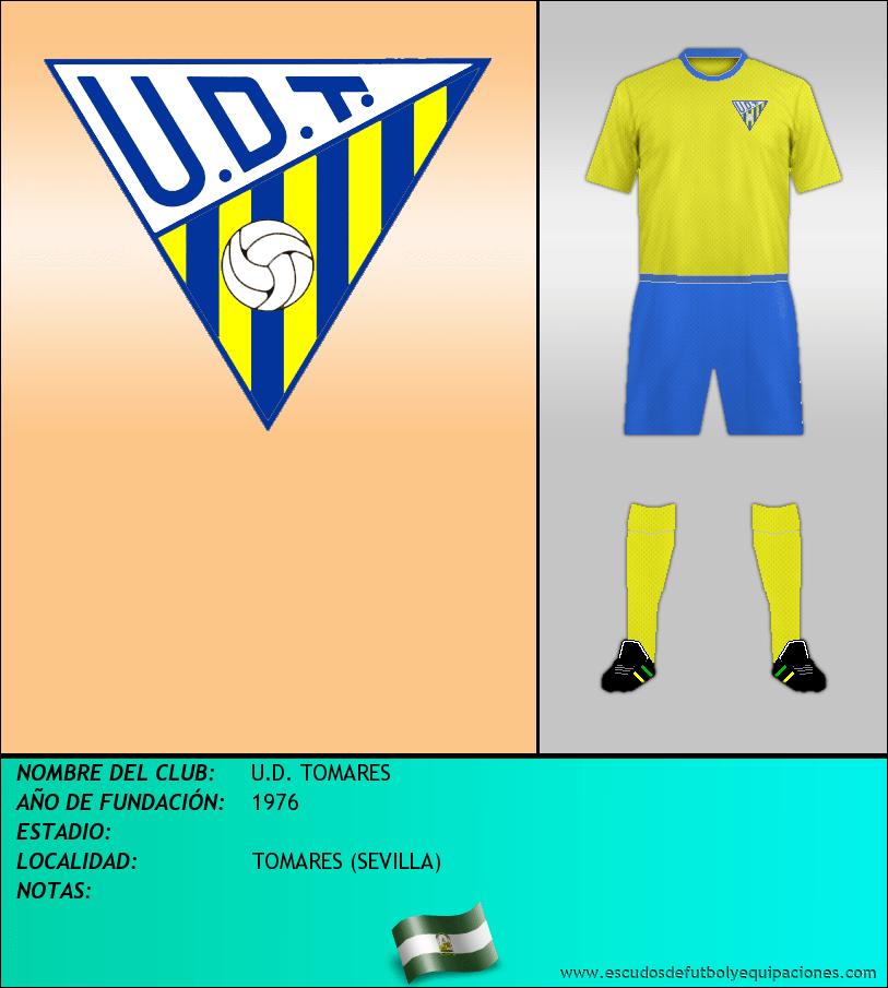 Escudo de U.D. TOMARES