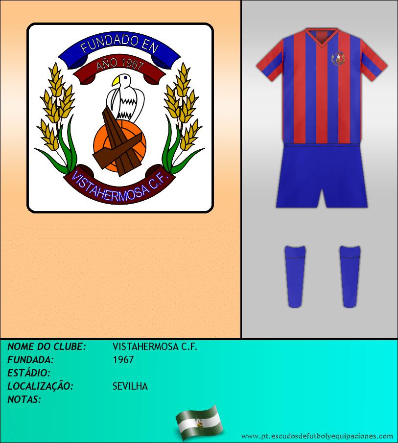Escudo de VISTAHERMOSA C.F.